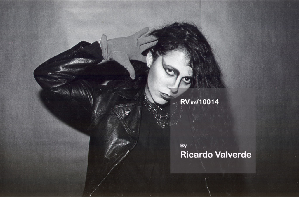 Dia de los Muertos Paper Fashion Show Diane Gamboa 1983