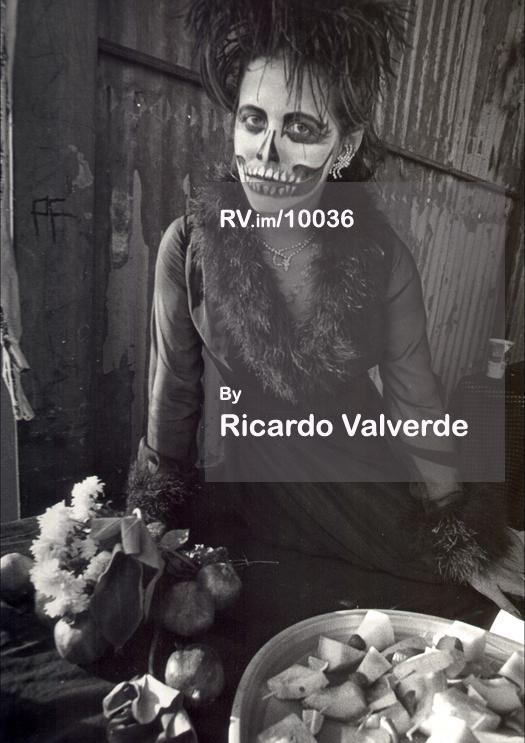 Reyna de los Muertos  Diane Gamboa 1981