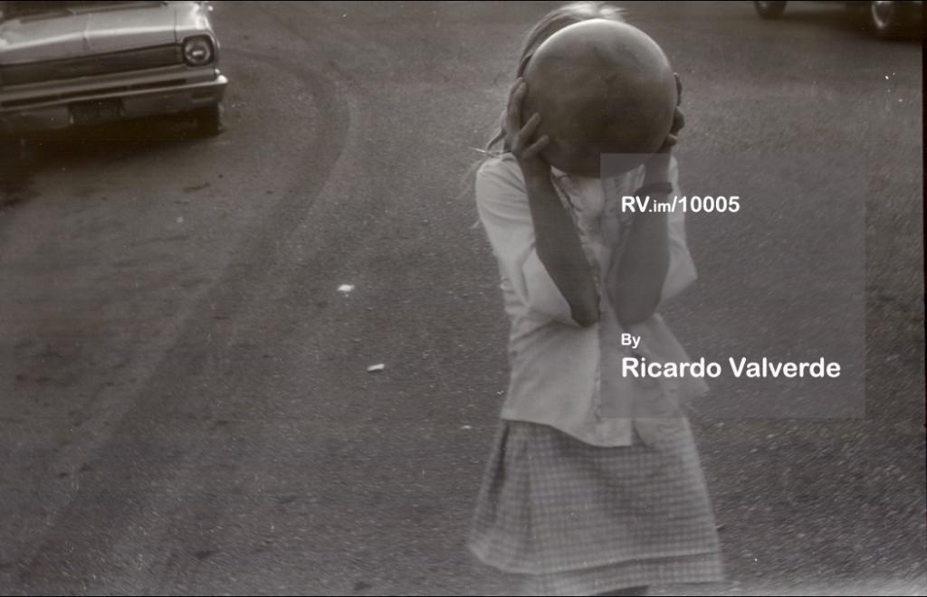 Young Girl 1990
